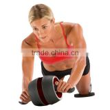 Ab Carver Pro Workout Perfect Fitness Core Abdominal Ripper Exercise High Quality AB Wheel Roller