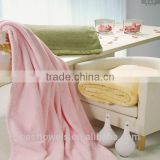 solid super soft army wool blanket wholesale