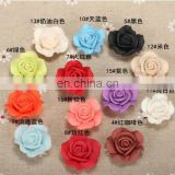 26125 23mm Fashion Cartoon Polymer Clay Flower Beads