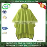 Waterproof Soft Polyester Full Length Raincoat Rainsuit Motorcycle Used Wholesale Raincoats