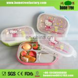 PP Various Design Tiffin Carrier Thermal Korean Lunch Box Keep Food Hot For School With Spoon