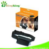 Automatic electric bark stop dog collar