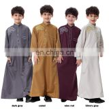 Wholesale abaya new arrival Fashion jubah abaya dubai kids Full Sleeve Kimono Cardigan Maxi Long Abaya jubah muslimah