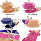 wholesale elegant italian matching shoe and bag set for women