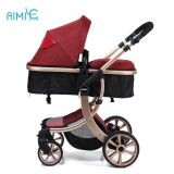 Lightweight Mother Jogger Portable Bassinet China Factory