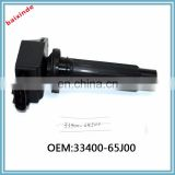 Ignition Coil 33400-65J00 for Suzuki Grand Vitara 2.7L 06-08