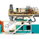 Fully Automatic 2000lpe HDPE Plastic Jerry Can Blowing Making Extrusion Blow Molding Machine Price