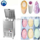 Hot Sale High Quality Round Ice Block Can Make Ice Shaved Flake Snow Ice Block Machine