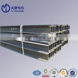 q235 hot rolled iron structural steel h beam for sale scrap steel beams