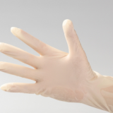 Disposable gloves latex rubber gloves for household use laboratory cosmetology examination