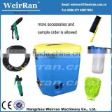 (7002) more accessaries 16L plastic body good quality nozzle car wash