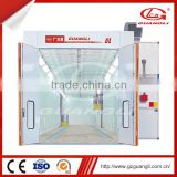 World-Wide Renown Electrical VCD Optional Plus Environmental Filter Spray Bake Paint Booth Truck Spray Booth (GL10-CE)