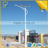 Solar power street light with 120 watt solar driveway and lantern lights