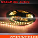 12V SMD 3528 flexible hose LED light 30 LEDs/m