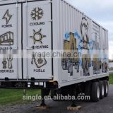 800KW/1000KVA Fuel less power generator for Ethiopia