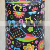 Kids stainless steel trash bin household commercial trash can waste bin