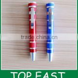 8 in 1 multi tool pen promotion tool pen RED BLUE CE RHOS cheaper price