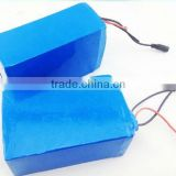 Wholesale electric motorcycle battery / 24v 36v 48v 60v lithium battery for golf cart with BMS protection