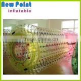China factory sale roller inflatable water walking ball price