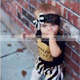 Brand Children Clothing Wholesale xz6146 Summer New Style Baby Clothes Girl Hot Style Suits