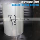 Trending hot products bubble free silver diamond screen protective film roll