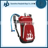 Small quantity wholesale outdoor climbing hydro pack, hiking backpack travel drink dispenser