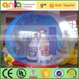 Focus on snow globe inflatable inflatable christmas with short lead time                                                                         Quality Choice