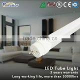 Commercial T8 led tube 1200mm 18w 20W 22W 1200mm led tube led lighting /4ft t8 led lighting 1200mm t8 led tube