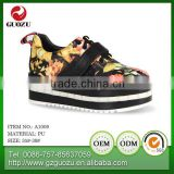 china casual woman shoe
