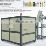 Tea juice hot filled PET bottles automatic stretch blow molding machine plastic bottle blowing machine