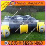 Exciting Inflatable game laser tag arena inflatable laser maze for kids and adult