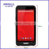 Q62 6 inch rugged tablet mobile android5.1 OS honeywell rugged handheld computer1D/2D barcode scanner