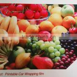 Printable Car Wrapping film Adhesive Vinyl
