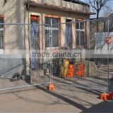 Galvanized Temporary construction fence temporary metal fence panels for building sites,construction temporary mesh fence panels