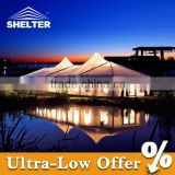 Customized white wedding stretch tents, wedding tents for sale                                                                         Quality Choice