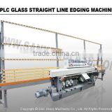 SKE-09A China Manufactory Glass Straight Line Single Edger With PLC