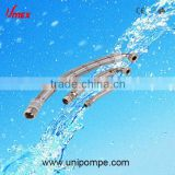 Ant-vibration flexible hose,stainless steel flexible braided hose,stainless steel flexible plumbing pipe