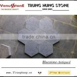 Vietnam Bluestone Antique Pattern