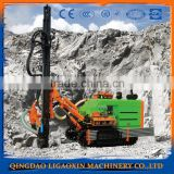 LGX-ZD421 drill rig rotary head hydraulic crawler deep rock new m60 drill rig