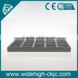 ISO FRP Square Mesh Molded fiberglass reinforced plastic grating walkway Pultruded Grating Walkway