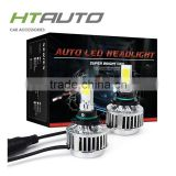 HTAUTO Fast Start &Energy-Save 24W 2500LM Motorcycle LED Headlight For Bike Components