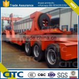 80-100ton wind leaf wind blade twice-extend Hydraulic Multi-Axiswind blade transport trailer Malaysia