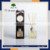 wholesale 100ml high quality rectangle glass oil bottle muslim decor home new invent reed diffuser                                                                                                         Supplier's Choice
