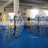 HI Top quality PVC/TPU human inflatable bumper football bubble ball for kids and adults