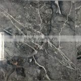 Romantic grey slabs; polished marble tiles for interior decoration; grey marbles with unique patterns and tunes