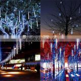outdoor waterproof SMD2835 5050 72L 30cm,50cm,80cm100cm led falling icicle lightsled meteor shower rain tube lights