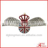 Fashion Crystal Metal Brooch Manufacturer                                                                         Quality Choice