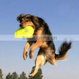 dog play frisbee inflatable pool float flying disc made in china