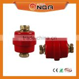 Epoxy Resin Red Busbar Insulator Low voltage SM series 40mm Bus Bar