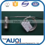 Ningbo Auqi water immersion electric coil heater element, spring shape flange immersion heater, quick 12v immersion water heater